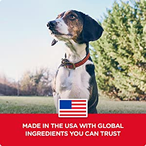 Made in the USA with Global Ingredients You Can Trust