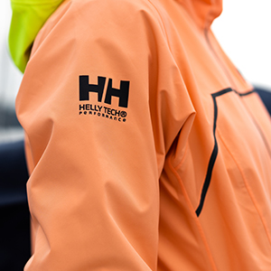 helly hansen jacket for sailing
