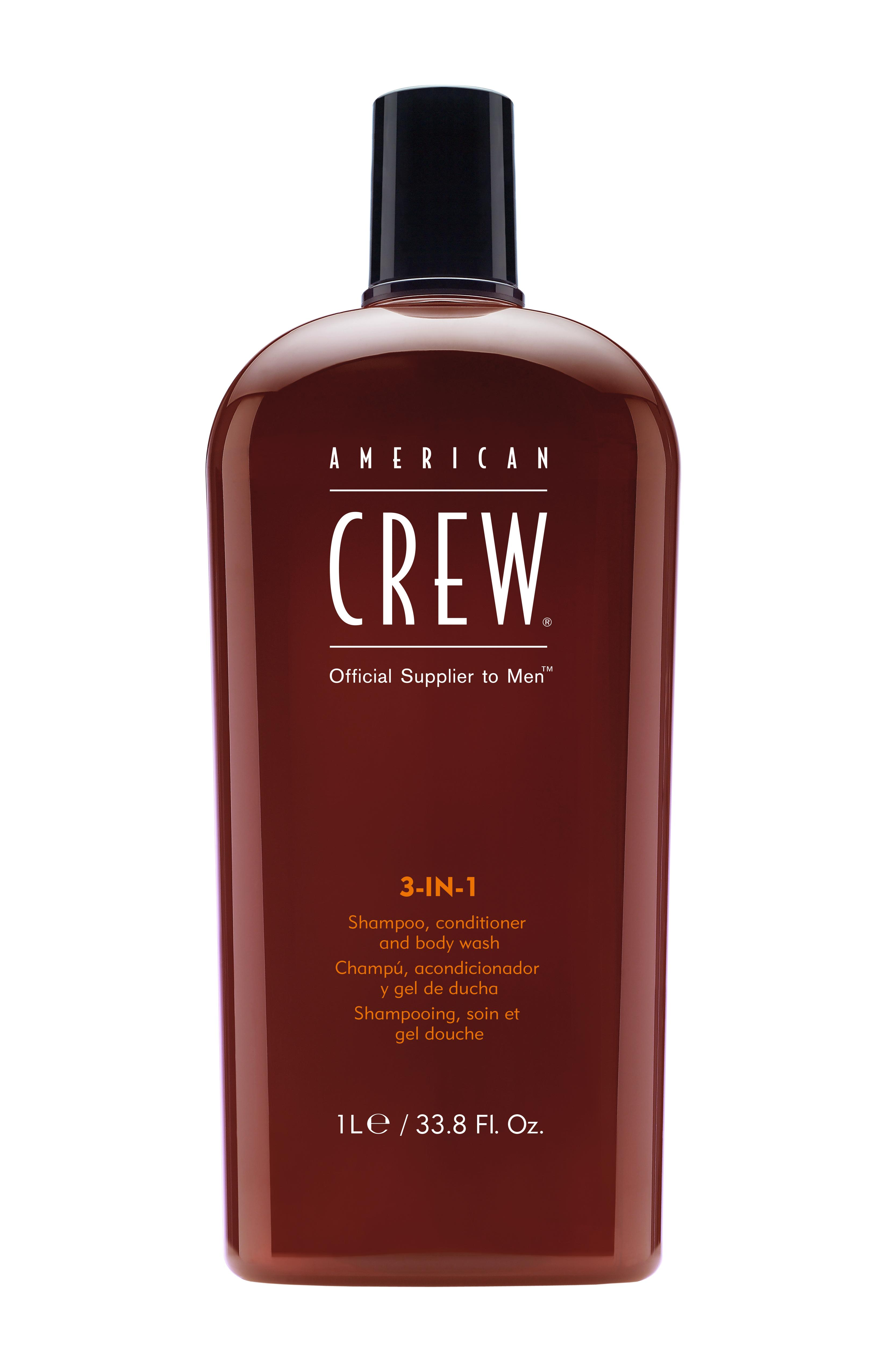 American Crew 3-in-1Shampoo