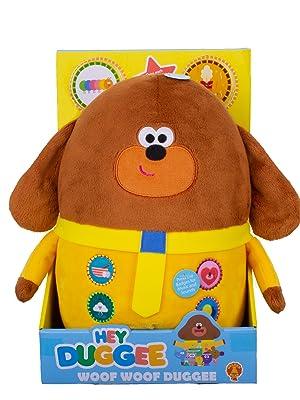 Hey Duggee, Hey Duggee Toys, Duggee Toys, Dugie Toys, Cbeebies,Soft Toys, Kids Toys, Preschool Toys