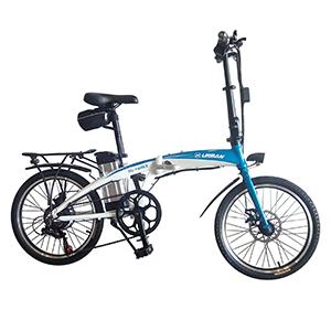 Características de la bicicleta eléctrica By Helliot