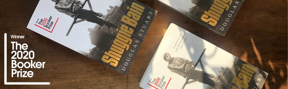 Shuggie Bain, Douglas Stuart, Picador, Man Booker Winner