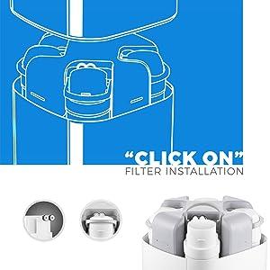 click on installation