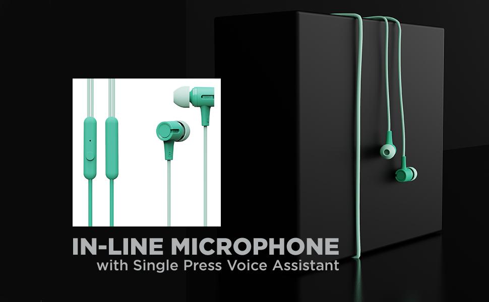 earphones with mic
