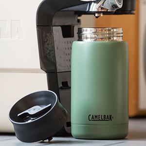 camelbak, hot cap, travel mug, stainless steel travel mug, insulated travel mug, coffee cup