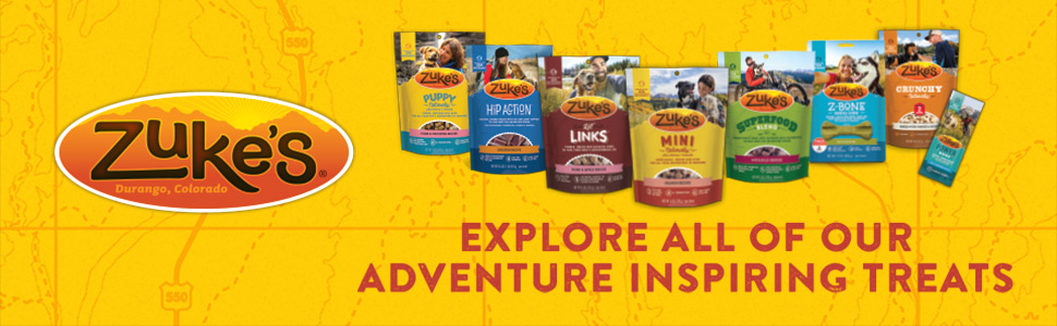 Explore all of our adventure inspiring treats