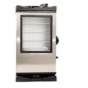 30u201d Digital Electric Smoker With Window U0026 Remote