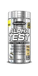 alphatest, testosterone booster, test boost