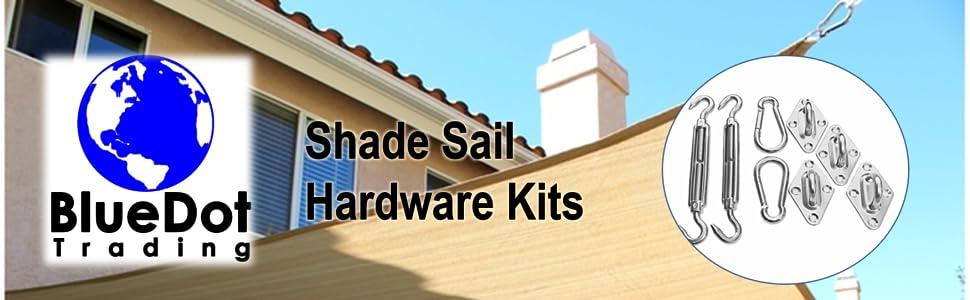 shade sail kit