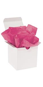 Cerise Gift Grade Tissue Paper