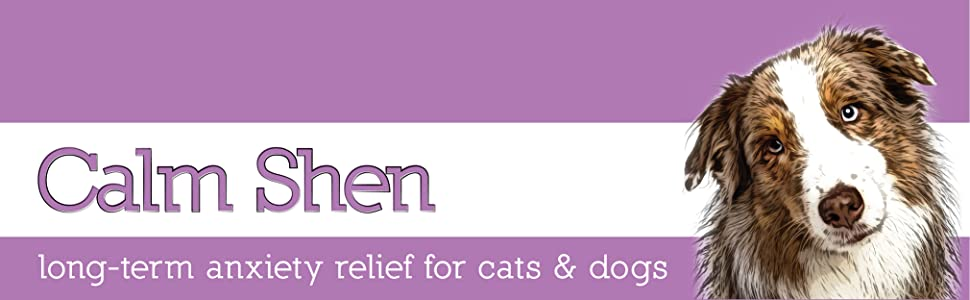 Herbal Blend for Dogs, Natural Anxiety Remedy for Dogs amp; Cats, Canine Calming Supplement