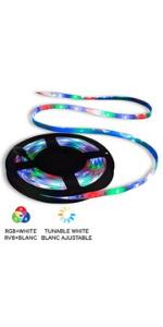 10 ft. Smart WiFi RGB LED Light Strip