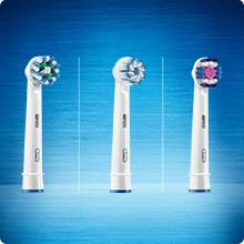 Opzetborstels zijn ontworpen met tandartsen