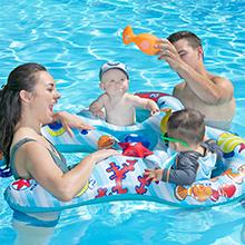 baby swim;swim toys;baby float toys;inflatable baby float;infant pool float;inflatable infant float