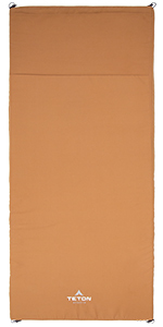 TETON Sports Outfitter XXL Camp Pad. Foam mat great for sleeping outdoors.