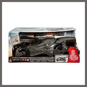 Justice League Action FGG58 Justice League Mega Cannon Batmobile Vehicle