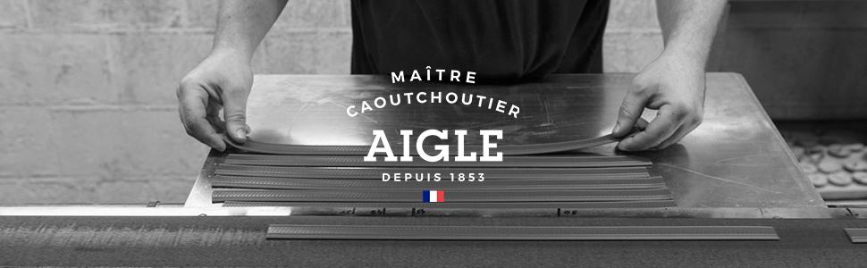 aigle, gemaakt in Frankrijk, Wellington laarzen