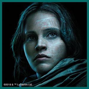 star warsAnakin Skywalker Jyn Erso K2SO Darth Vader