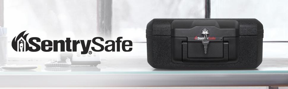 SentrySafe, sentry safe, fire safe, fire box, fire safe box, document safe
