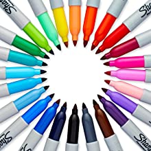 sharpie markers. sharpie marker family markers o