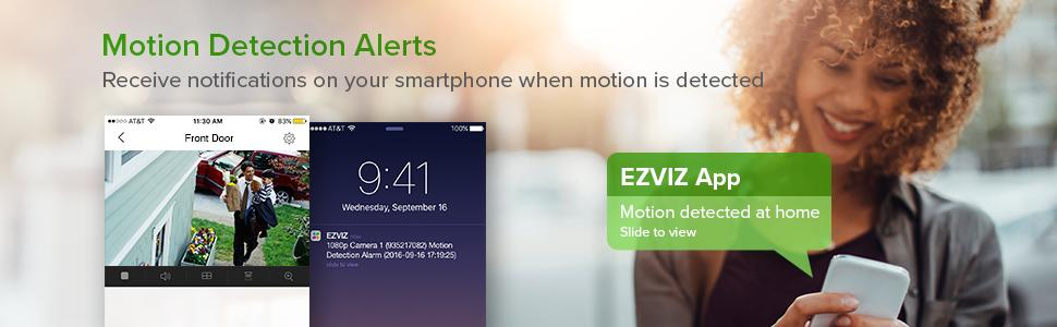 motion detection, instant alert, instant notification, home security video, home security systems