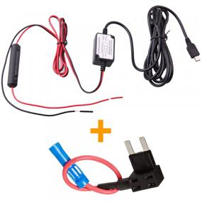 spy tec dash cam hardwire fuse kit with micro usb direct hardwire car charger cable kit for dash cameras car fuse box to usb car fuse box to usb #1