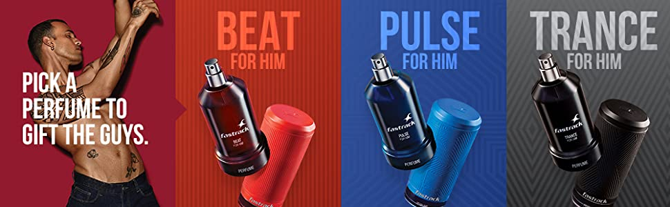 Fastrack Perfumes