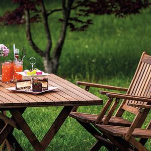 Teakolie voor buitenhout