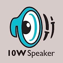 10W speakers