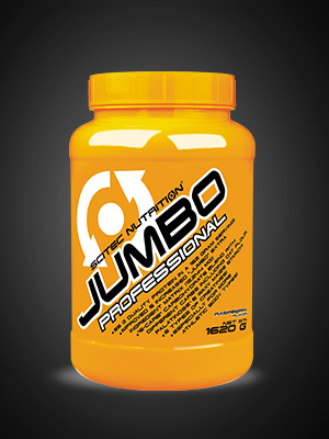 scitec nutrition jumbo professional ganador polvo