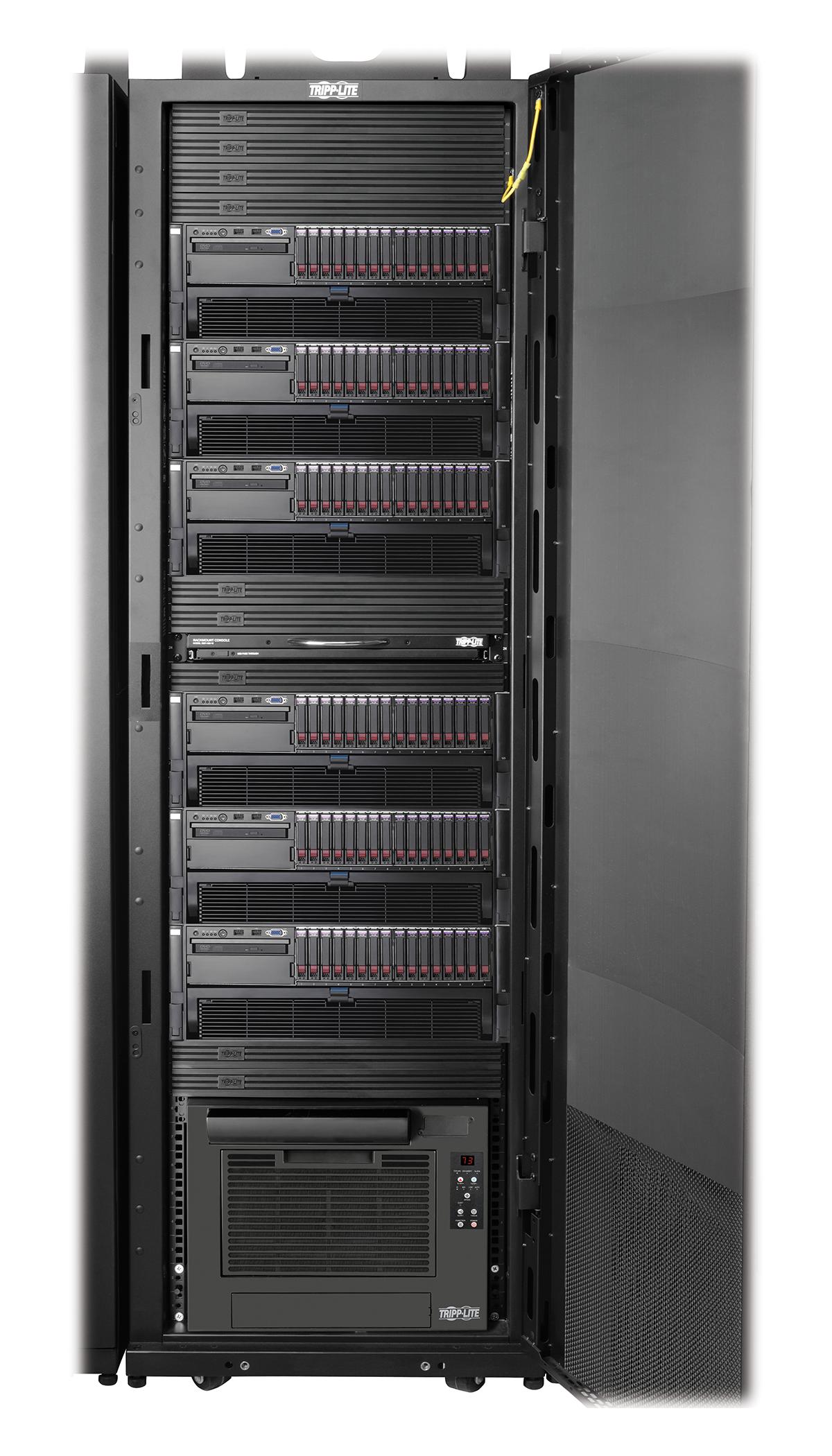 Amazon Com Tripp Lite Rack Mount Cooling Unit Air