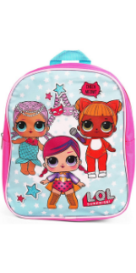 LOL Doll Mini Backpack for Girls amp; Toddlers