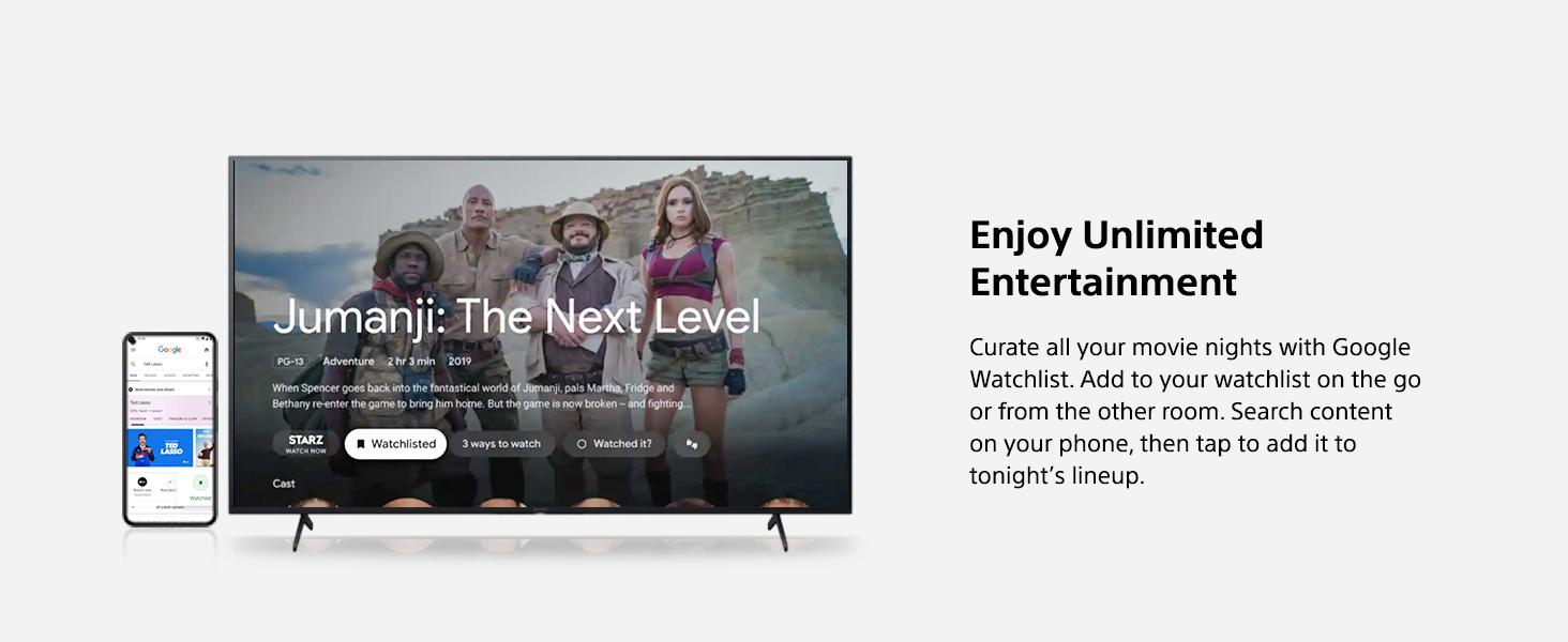 Google TV (Watchlist)