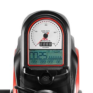 Bowflex Max Trainer M3 Burn Rate Display
