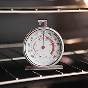 taylor kitchen thermometer dial refrigerator fridge scale timer cooking kitchen instant best