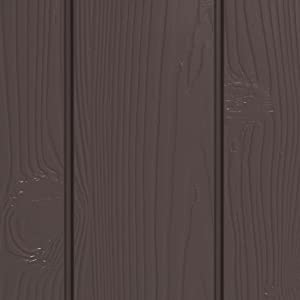 Wood effect traditional Plastic brown panel Grain