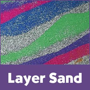 sand art, sand art for kids, bottled sand art