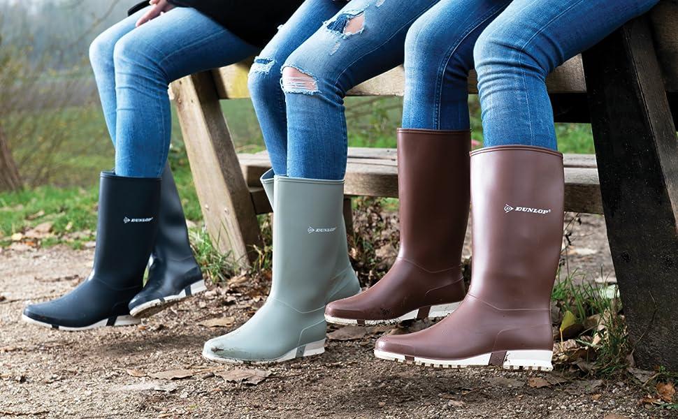 Dunlop Protective Footwear PVC
