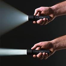 ledlenser patented advanced focusing optics