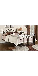 upholstered bed, bed frame, linen spa; king bed; queen bed; twin bed