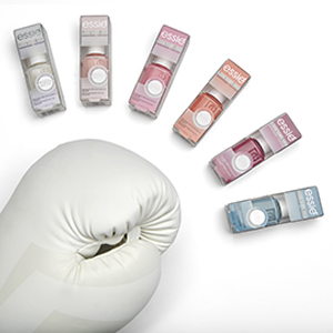 essie TLC nail polish for nail care