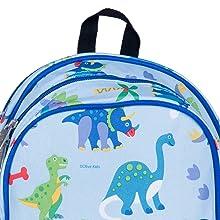 wildkin dinosaur land backpack