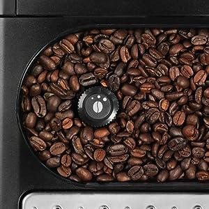 Krups Essential EA81M8 - Cafetera superautomática, accesorio leche, depósito de agua 1.7 l, 3 niveles de temperatura, 3 texturas de molienda, de 1450 W: Amazon.es: Hogar