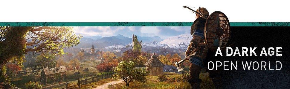 Assassin's Creed Valhalla Open World