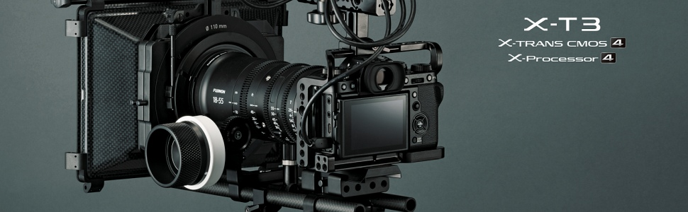 Videomaker Filmmaker Cinematographer  mkx FUJINON cage rigg mattebox matte box follow focus