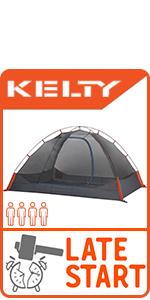 Kelty Late Start 4P