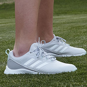 ladies spiked golf shoes, adidas spiked golf shoes, spiked golf shoes, womens golf shoes
