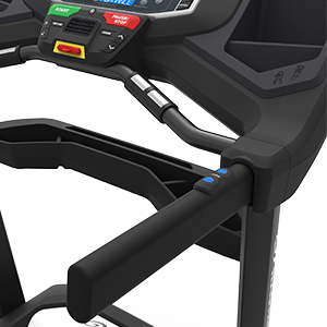 Nautilus T618 Treadmill Integrated Controls