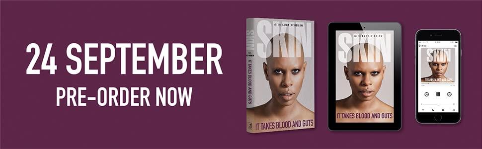 Skin, Skunk Anansie, LGBTQ+, British rock, rock band, british musician