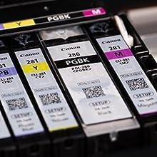 Canon TS8120 Wireless All-In-One Printer